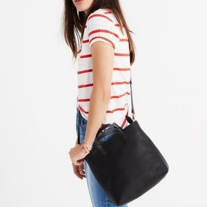 Madewell // The Zip-Top Transport Crossbody